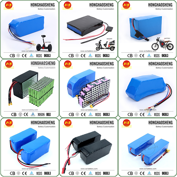 Customized 96v Lithium Battery Pack 100ah 200ah Lifepo4
