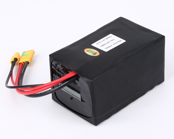 14S2P 52v 7ah Sanyo 18650 Ebike Battery Pack for Electric